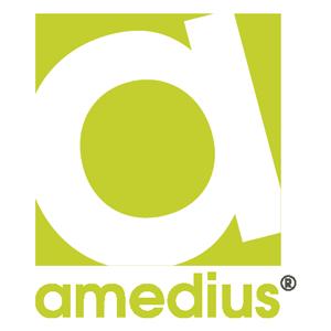 Logo | amedius - Sanitätshaus - Orthopädietechnik - Einlagenmanufaktur