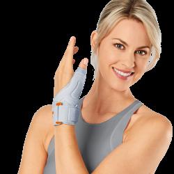 Perfekte Orthrese für Arthrose an der Hand