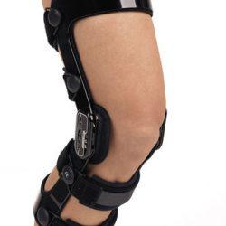 Knieorthese bei Bänder- und Meniskusverletzung am Knie