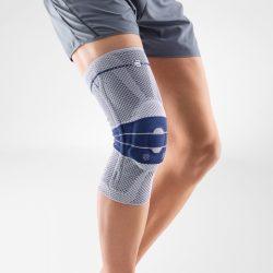 Bandage bei Schmerzen im Knie