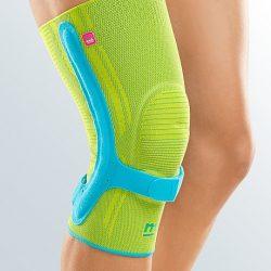Bandage bei Patellasehnen-Schmerzen