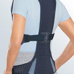 Rückenorthese für die Therapie von osteoporotischen Wirbelkörperfrakturen